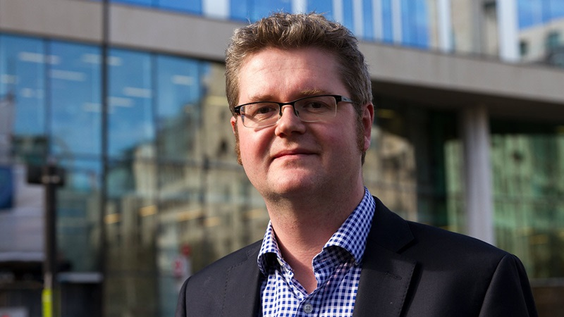 Euan Harrison, Senior Programme Manager - Mace Group