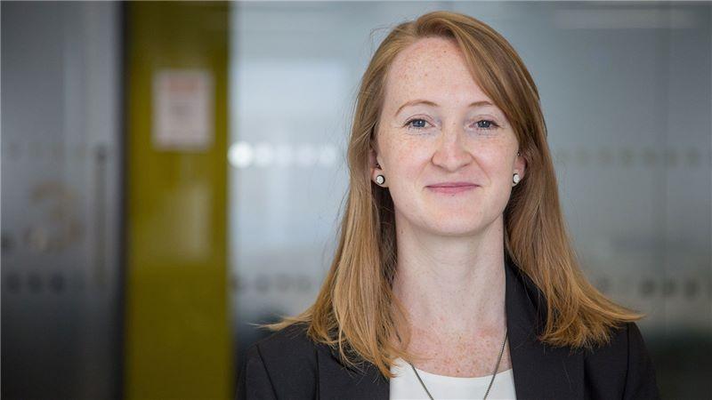 Faye Burnett, Project Manager - Mace Group
