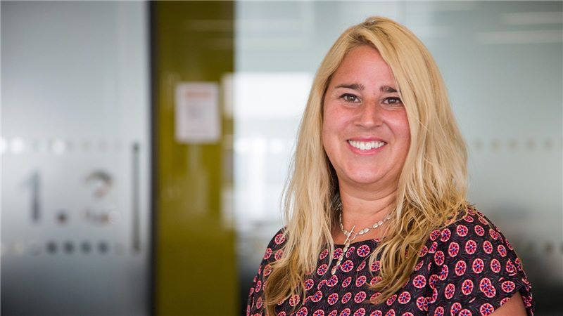 Geraldine Scott, Project Manager - Mace Group