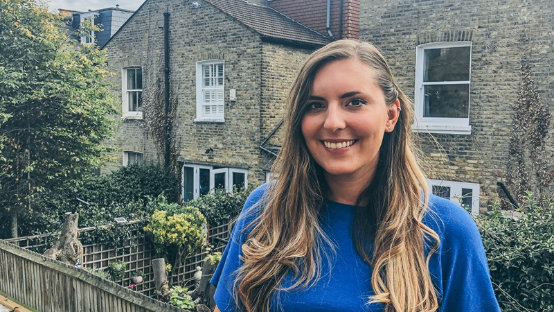 Giulia Jones is a sustainability Manager - Mace Group