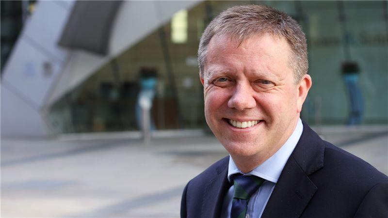 Jeremy Davey, Operations Director - Mace Group