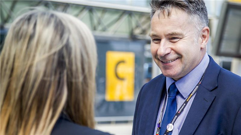 John Newman, Operations Director, Construction - Mace Group