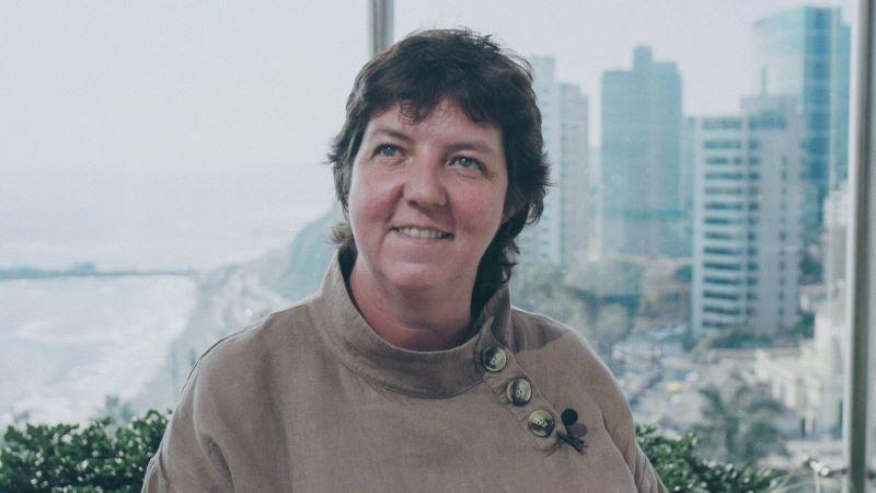 Portrait of Kate Flint - Mace Group
