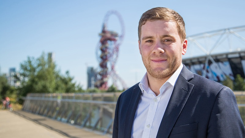 Matt Astbury, Assistant Project Manager, Consultancy - Mace Group