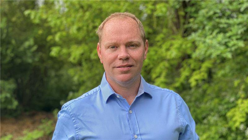 Portrait of Michael Elwell - Mace Group