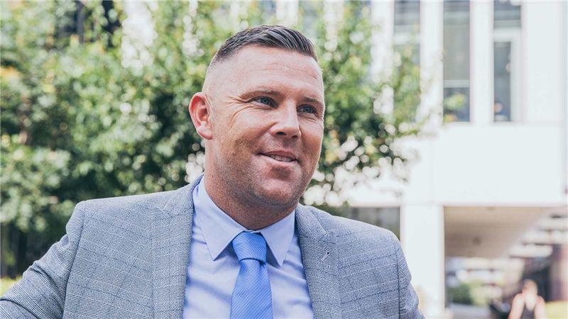 Michael Jones, Mace Associate Director of Rail - Mace Group