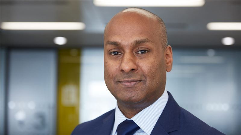 Michael Nathan, Senior Emerging Talent Manager, Group Services - Mace Group
