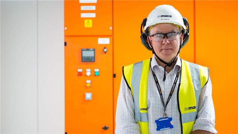 Nic Hamlin, Construction Executive, Construction - Mace Group