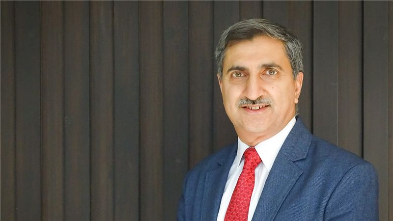Pawan Maini, Operations Director for India - Mace Group