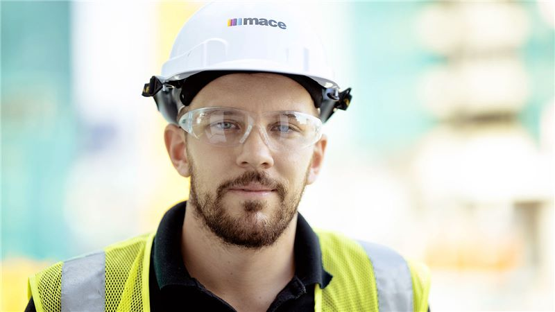 Ross Burwell, Construction Manager - Mace Group