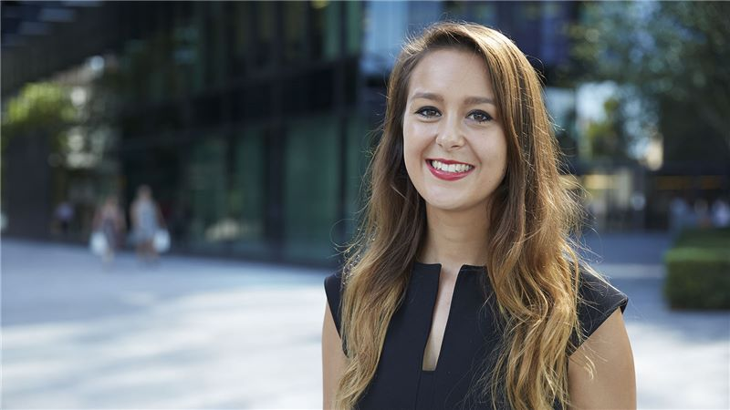 Tamsin Parker, Assistant Project Manager, Consultancy - Mace Group
