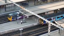 Yorkshire trains