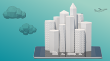 Animation of buildings