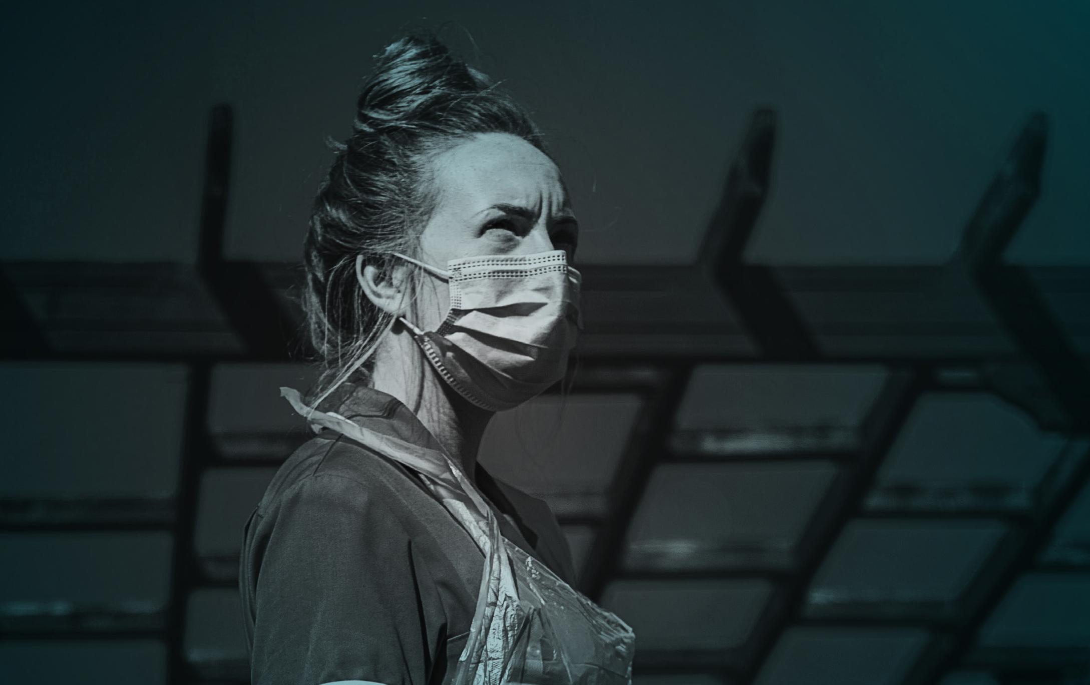 Women Wearing a Mask - Mace Group