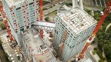 Aerial View of N06 Building - Mace Group