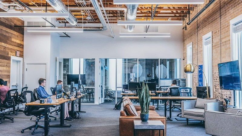 office working lifestyle - Mace Group