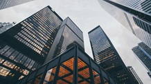 Modern Glass Skyscraper - Mace