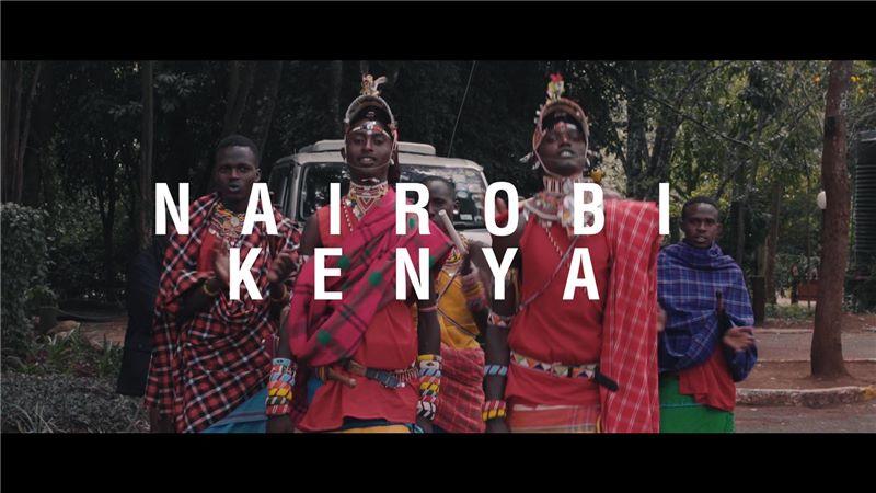 Nairobi Kenya Tribe - Mace Group