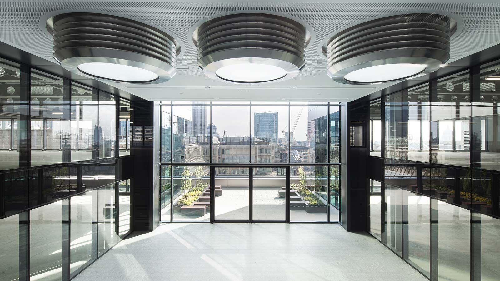 Modern reception - Mace Group