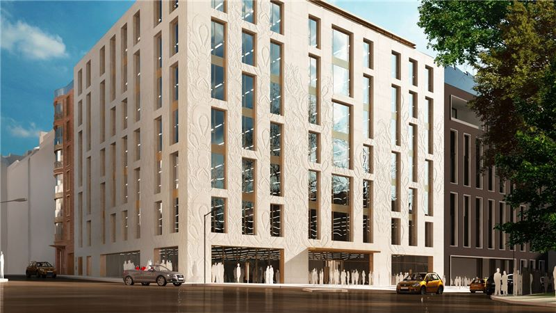 Hanover Square Building - Mace Group