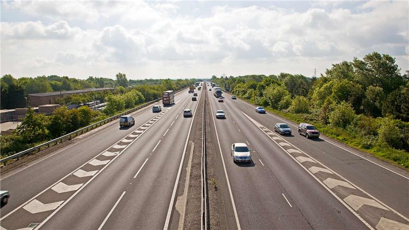 Broad daylight motorway, highway - Mace Group