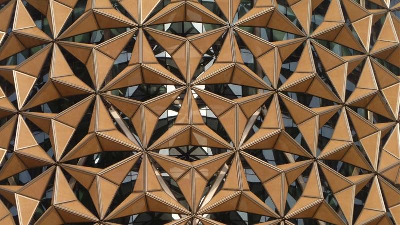 Al Bahr Towers UAE - Mace