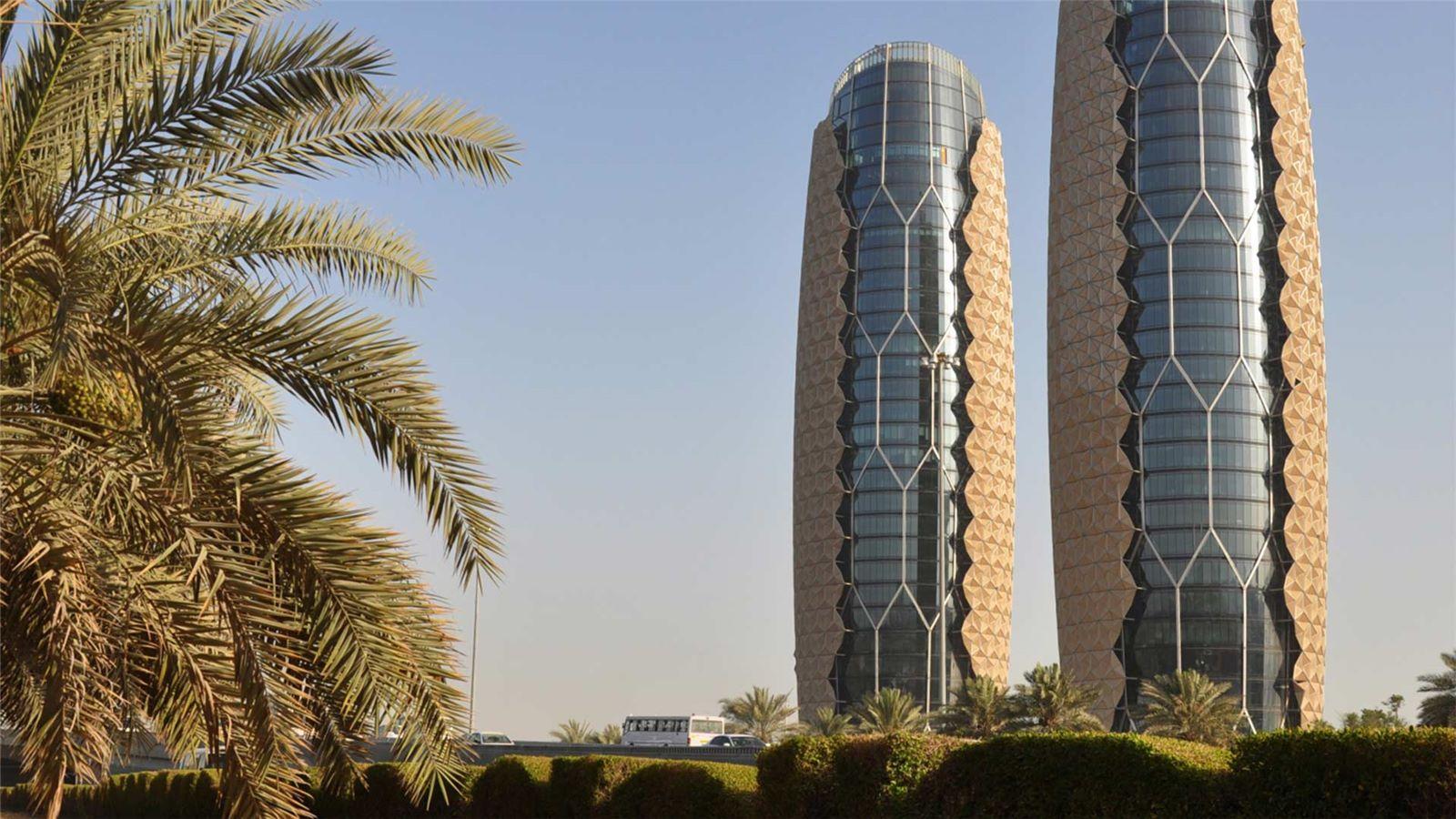 Al Hilal Bank, Al Bahr Towers, UAE - Mace Group