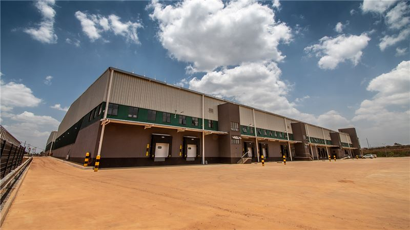 Warehouse, Factory & Industrial Property - Mace Group