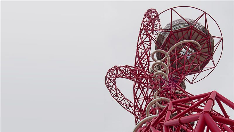 London Stratford ArcelorMittal Orbit & Slide - Statue & Monument - Mace Group