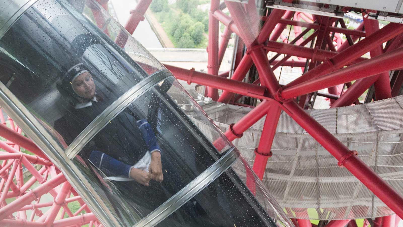 London Stratford ArcelorMittal Orbit & Slide - Queen Elizabeth Olympic Park - Mace Group