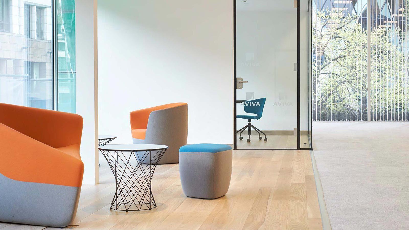 Aviva Building Interior - Mace Group