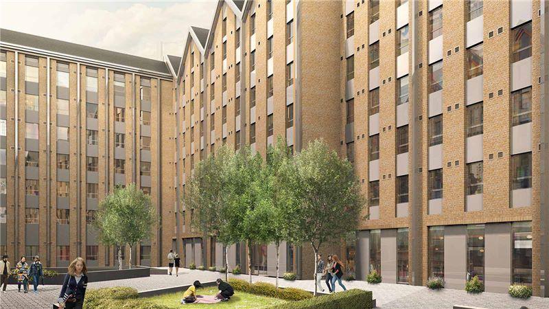 University of Exeter The Courtyard Accommodation - Mace Group