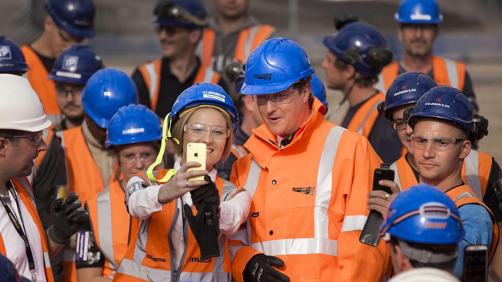 Birmingham New Street Station Construction - Mace Group