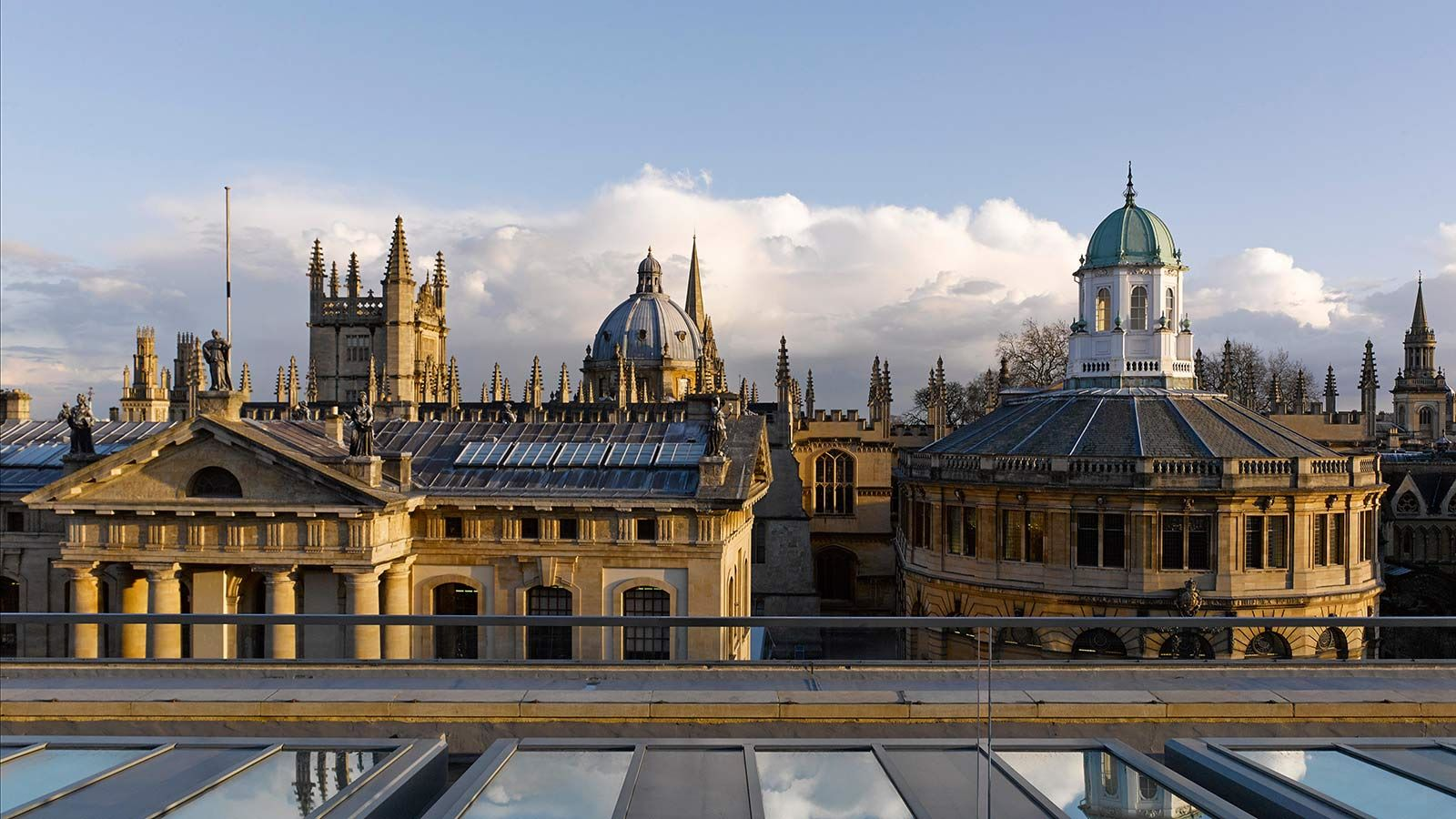 Bodleian Library Building Exterior - Mace Group