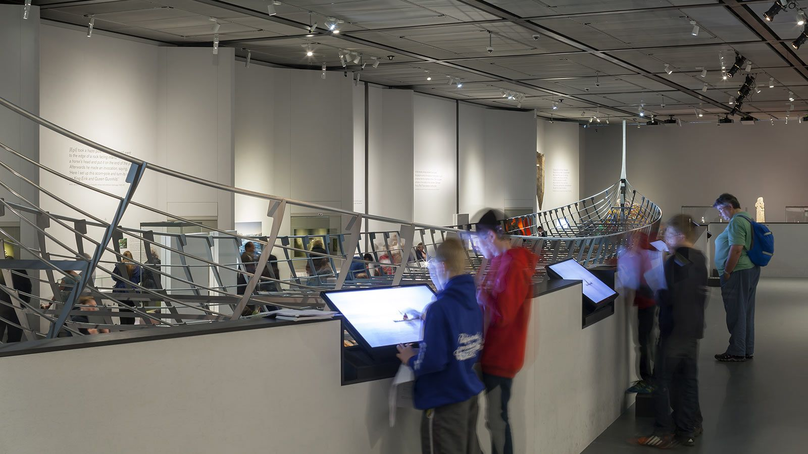 British Museum Building Interior- Mace Group