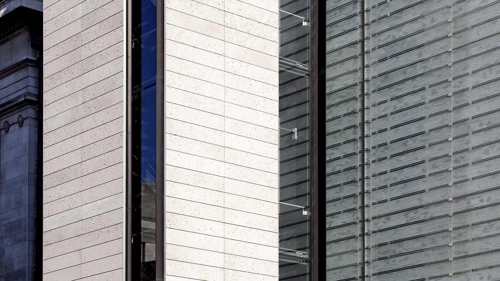 British Museum Building Exterior - Mace Group