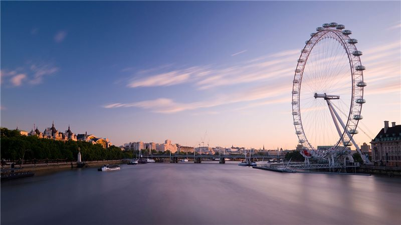 London Eye Morning View - Mace Group