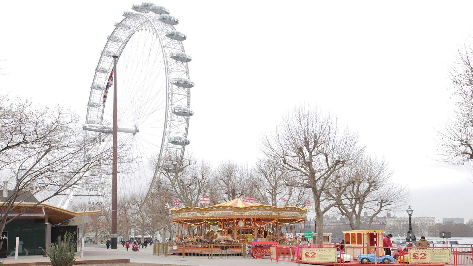 London Eye Theme Park - Mace Group