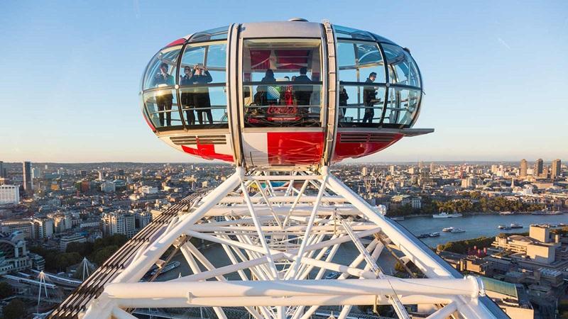 London Eye Dome - Mace Group