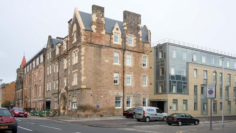 Deaconess House Building Exterior - Mace Group