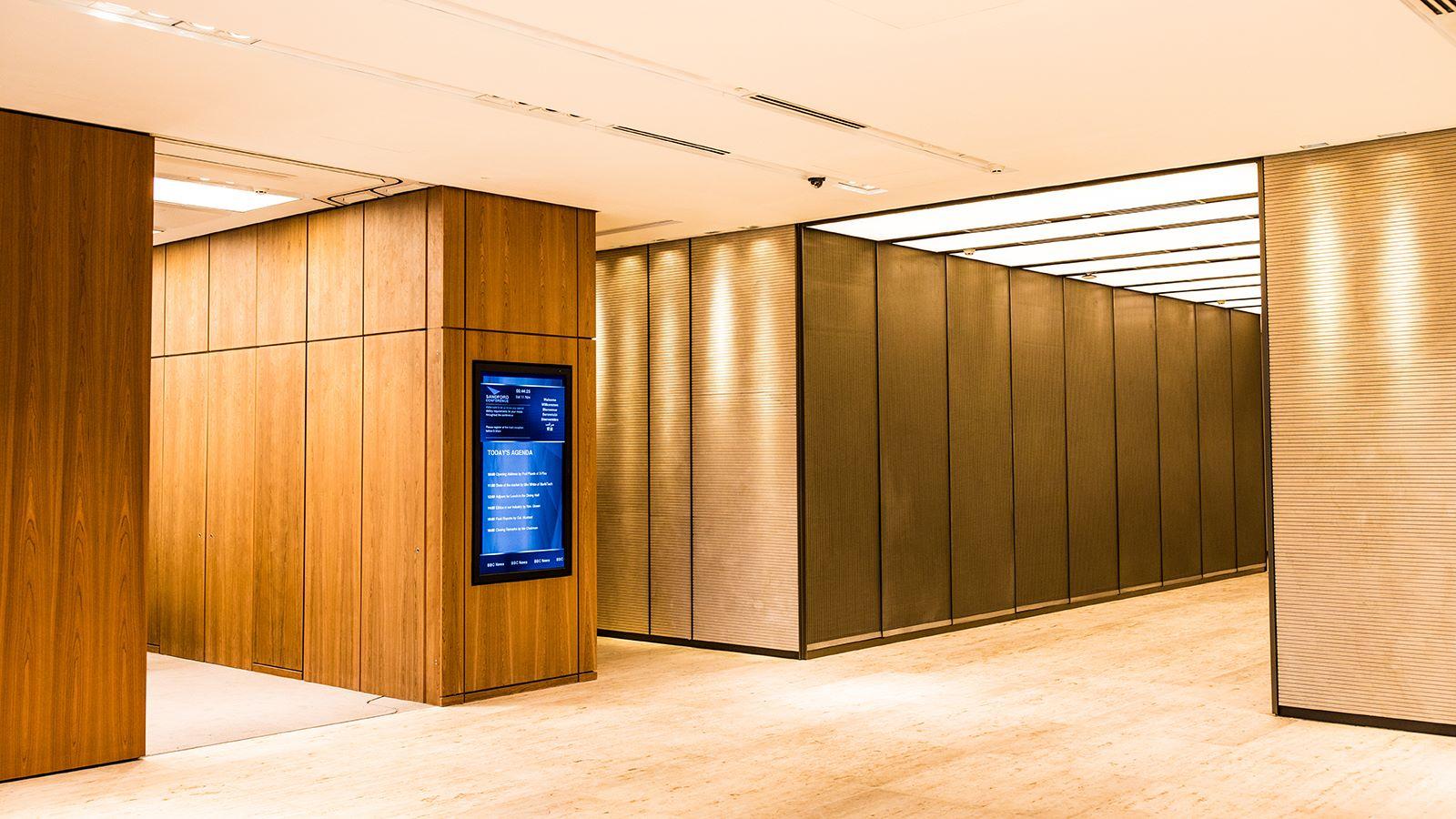 Deutsches Haus Building Interior - Mace Group