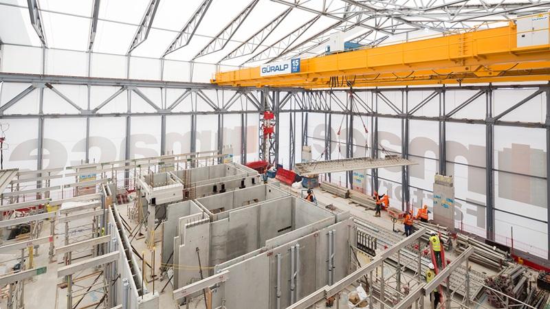 East Village Jump Factory Building Interior Construction - Mace Group