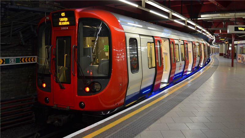 London Underground, Metropolitan Line Tube - Mace Group