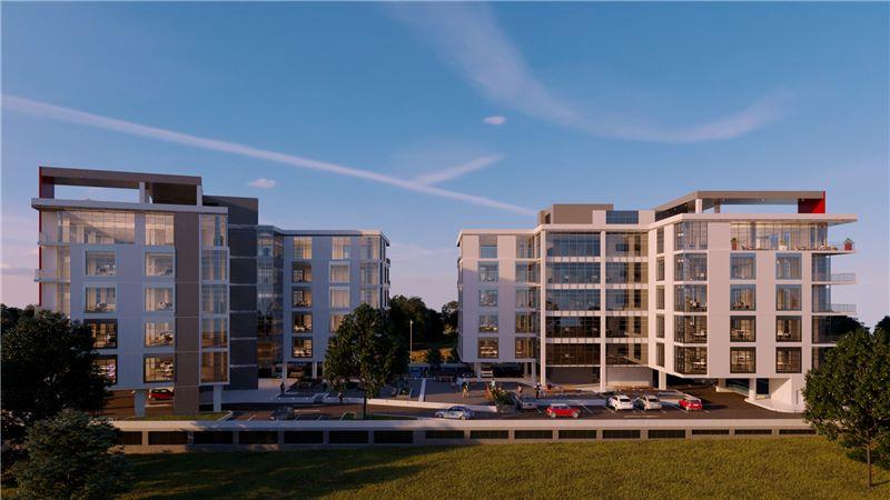 Garden City Building Exterior - Mace Group