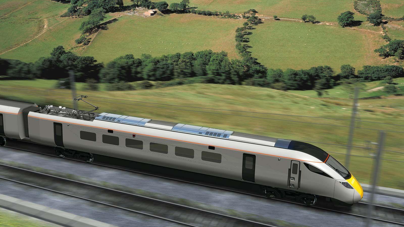 Great Western Train - Mace Group