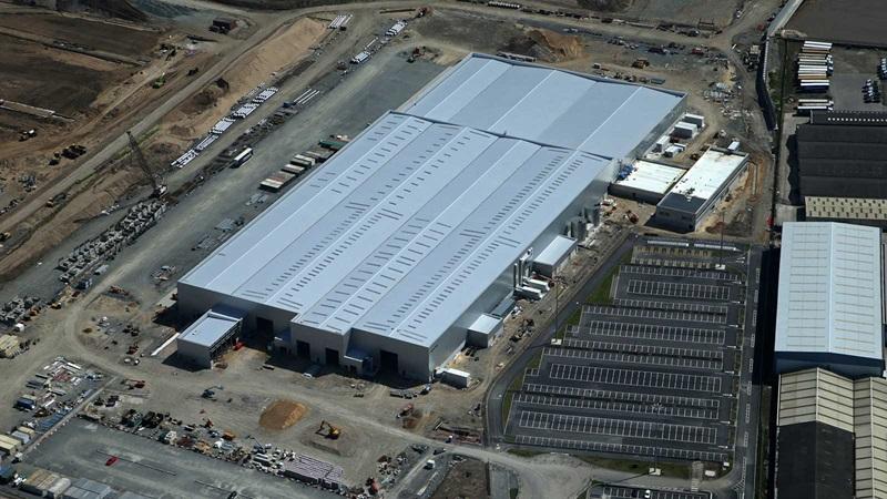 Siemens Green Port Hull - Mace Group