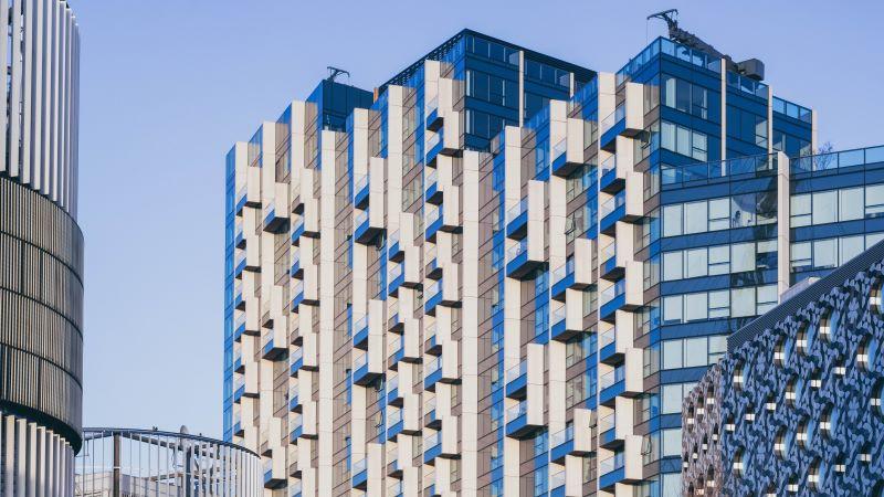 Greenwich Peninsula Building - Mace Group