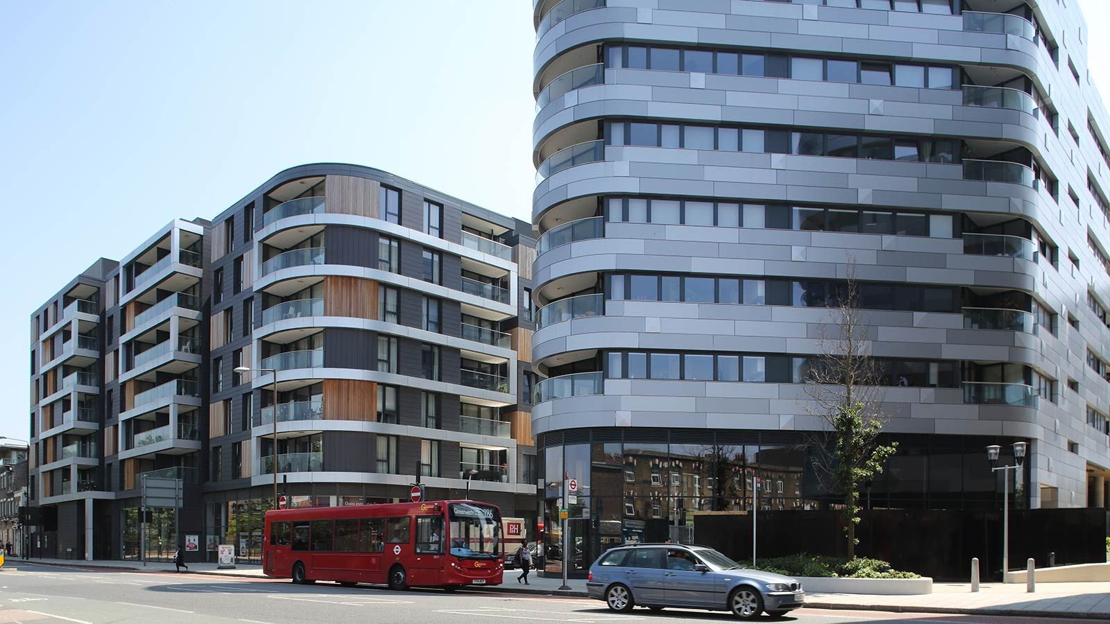 Greenwich Square Building, Street View - Mace Group