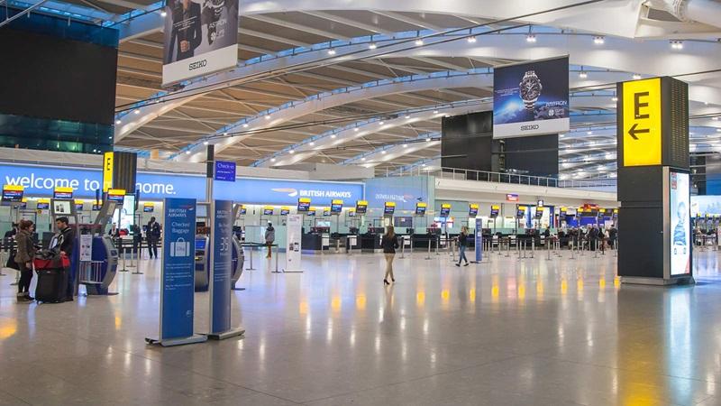 Inside London's Heathrow Terminal 5 - Mace Group