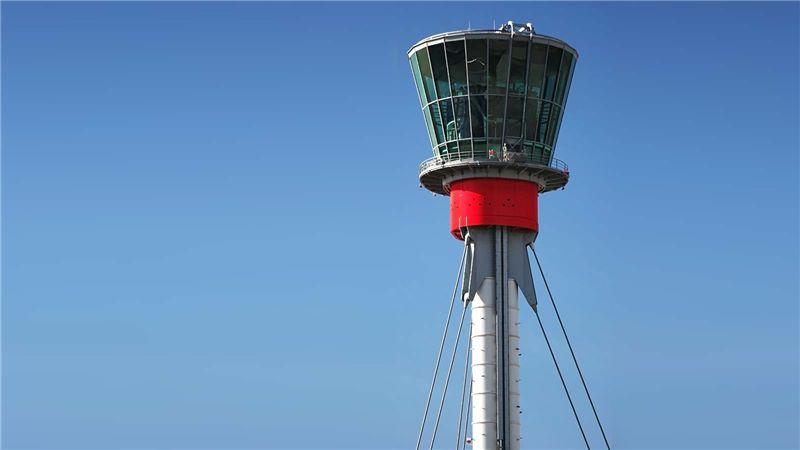 London's Heathrow Airport, Air Traffic Control Tower - Mace Group
